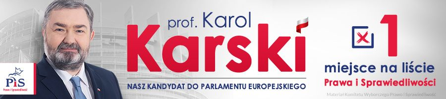 Karol Karski (do 26 maja)