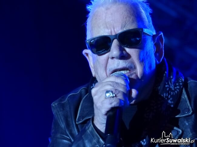 Eric Burdon Suwałki Blues Festival 2018
